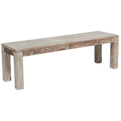 Harbor Wood Dining Bench