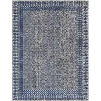 Fredonia Blue Area Rug Rug Size: Rectangle 710 x 103