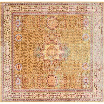 Danbury Traditional Area Rug Rug Size: Square 8