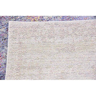 Bradford Violet Area Rug Rug Size: Rectangle 6' x 9'