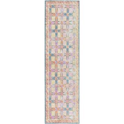 Rune Area Rug Rug Size: Runner 27 x 910