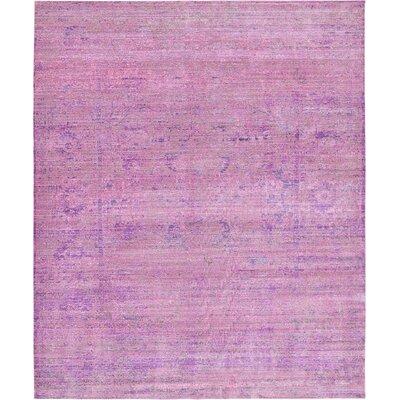 Rune Purple Area Rug Rug Size: 13' x 16'5