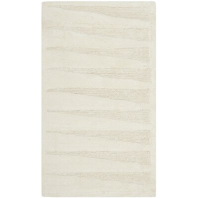 Chamblee Mat Size: 21 H x 34 W, Color: Natural / Natural