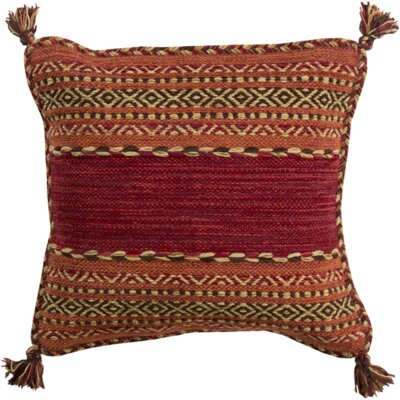Amrish Pillow Cover Size: 18