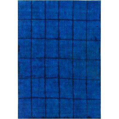 Steinsel Cobalt Geometric Area Rug Rug Size: 8 x 11