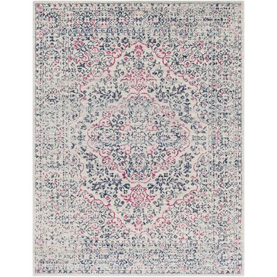 Hillsby Area Rug Rug Size: Rectangle 93 x 126