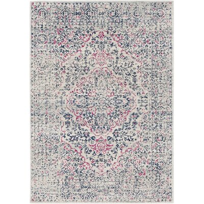 Hillsby Area Rug Rug Size: Rectangle 53 x 73