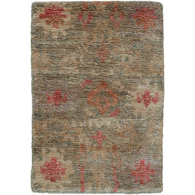 Elvera Area Rug Rug Size: Rectangle 2 x 3