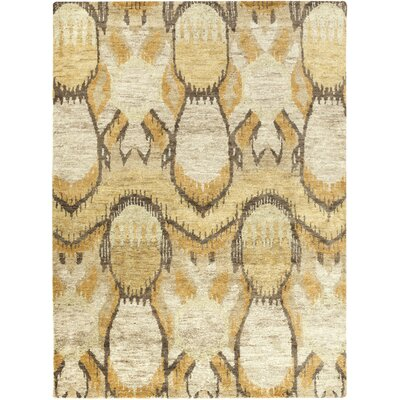 Elvera Green Area Rug Rug Size: Rectangle 5 x 8