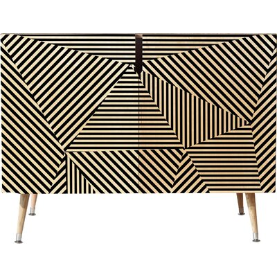 Ansonia Dazzle Apartment Accent Cabinet