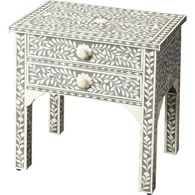 Charmain Hale End Table