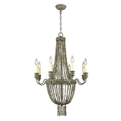 Espinoza 8-Light Empire Chandelier