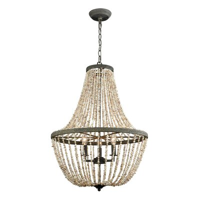 Rosemary 3 Light Empire Chandelier