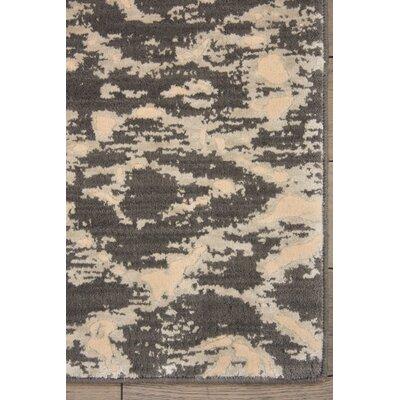Shaima Dark Gray / Beige Area Rug Rug Size: Runner 23 x 8