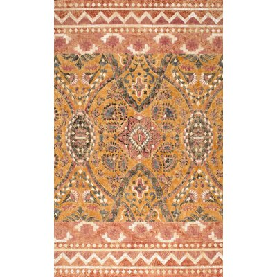 Mud Lake Felicia Area Rug Rug Size: Rectangle 5 x 8