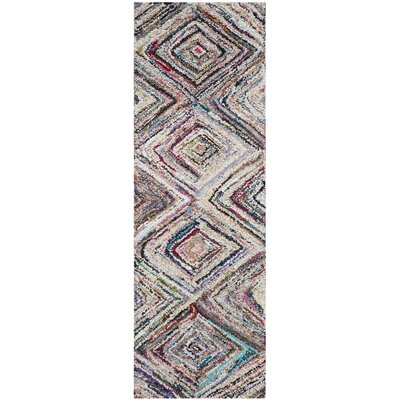 Sergio Area Rug Rug Size: Runner 23 x 8