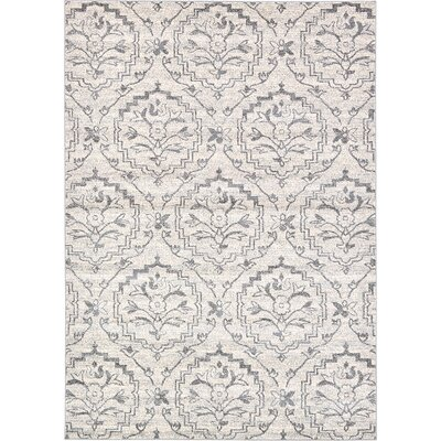 Ezequiel Ivory Area Rug Rug Size: Rectangle 7 x 10