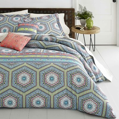 Almeda Quilt Cover Set Size: Twin
