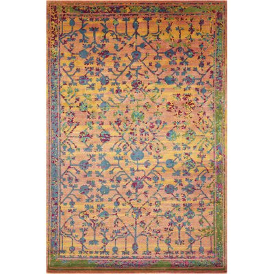 Nommern Area Rug Rug Size: Rectangle 86 x 116