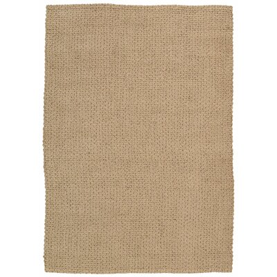 Alliance Handmade Natural Area Rug Rug Size: 8 x 10