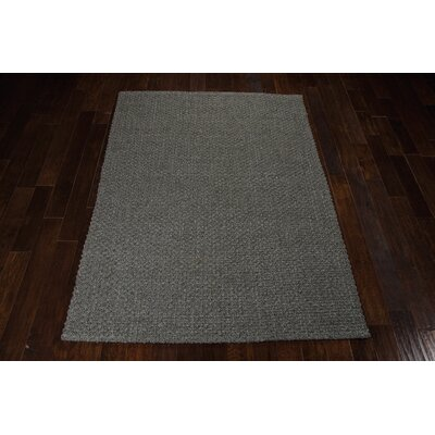 Alliance Handmade Indigo Area Rug Rug Size: Rectangle 53 x 74
