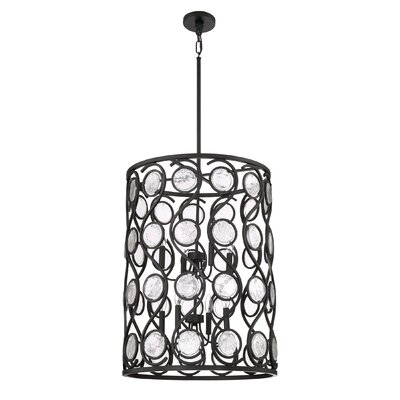 Harrietta 8-Light Foyer Pendant