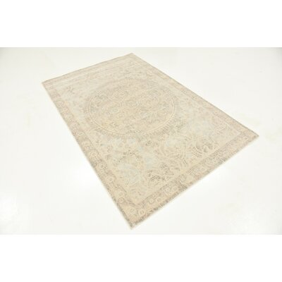 Pellham Area Rug Rug Size: 4 x 6
