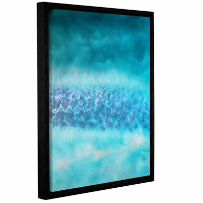 Old Yonder Framed Graphic Art on Wrapped Canvas