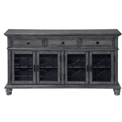Teagan 3 Drawer 4 Door Sideboard
