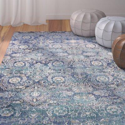Koury Area Rug Rug Size: 106 x 165