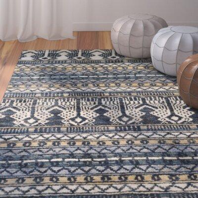 Pinehurst Blue Area Rug Rug Size: 8 x 10