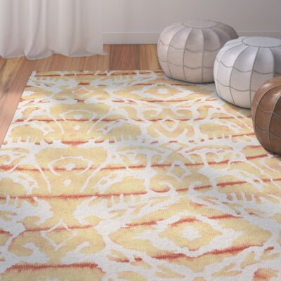 Youssef Mango Area Rug Rug Size: Rectangle 5 x 8