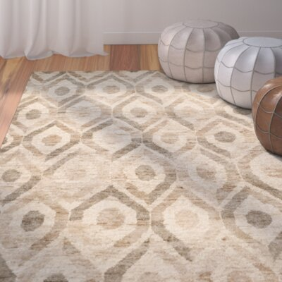 Pinehurst Contemporary Brown Area Rug Rug Size: 4 x 6