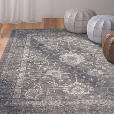 Patina Gray/Blue Area Rug
