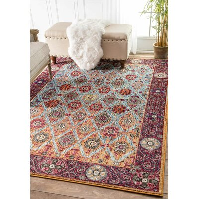 Chenelle Area Rug Rug Size: 3 x 5