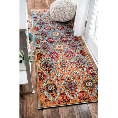 Chenelle Area Rug Rug Size: Runner 26 x 8
