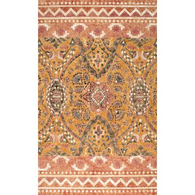 Mud Lake Felicia Area Rug Rug Size: Rectangle 6 x 9