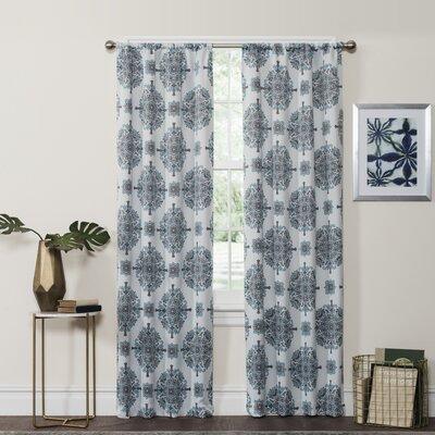 Bungalow Rose Stephengould Thermaweave Room Darkening Single Curtain Panel