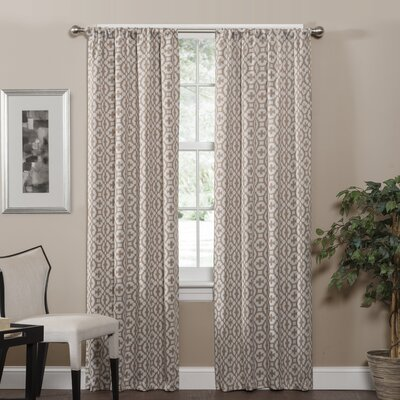 Alcona Thermaweave Room Darkening Curtain Panel