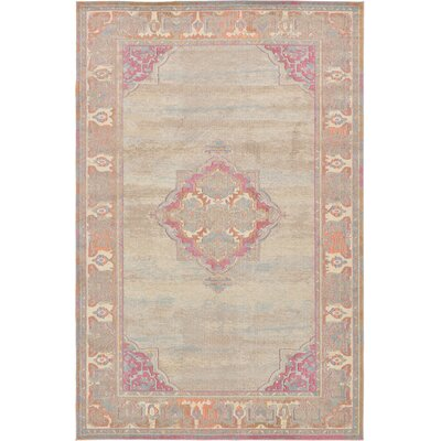 Devonna Rug Size: Rectangle 3' x 5'