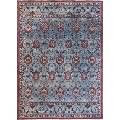 Arensburg Cobalt Area Rug Rug Size: Rectangle 33 x 53