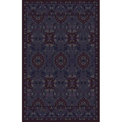 Arensburg Cobalt Area Rug Rug Size: Rectangle 5 x 8