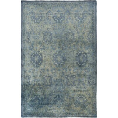 Arnemuiden Slate Area Rug Rug Size: Rectangle 33 x 53