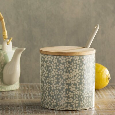 Suriya Ceramic Kitchen Canister