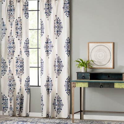 Taren Thermal Single Curtain Panel
