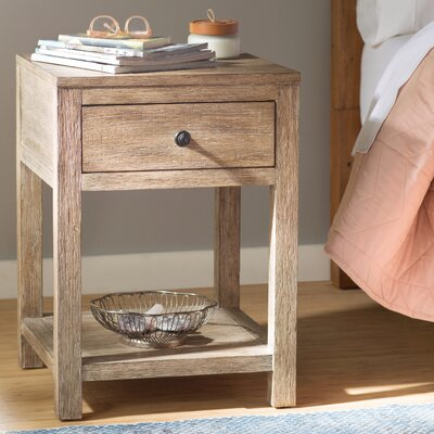Florence Reclaimed Wood End Table