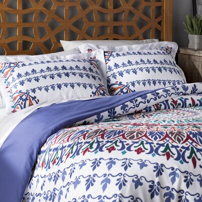 Niederanven Duvet Cover Set Size: Full/Queen