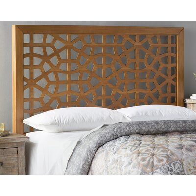 Lucienne Panel Headboard Size: King/California King