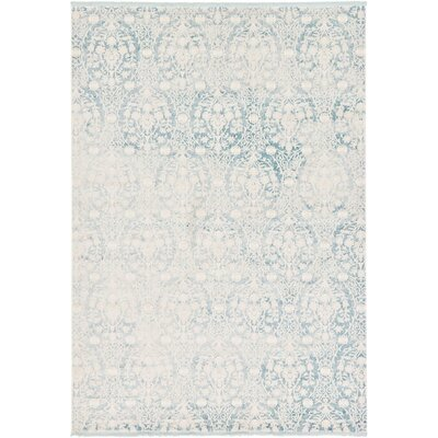 Wilton Light Blue Area Rug