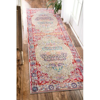 Preston Area Rug Rug Size: Runner 26 x 8